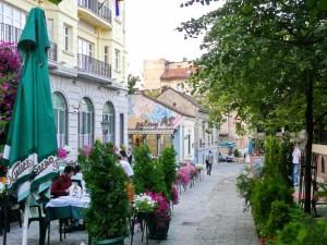 quartier bohème Belgrade