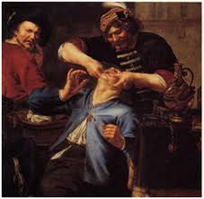 Au moyen âge la médicine dentaire en Serbie et en France était pratiquée par les moines
