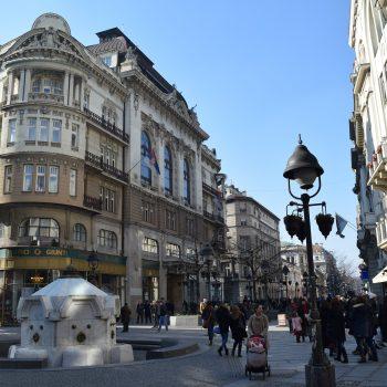 belgrade street